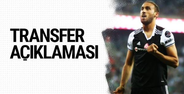 Cenk Tosun'dan transfer açıklaması!