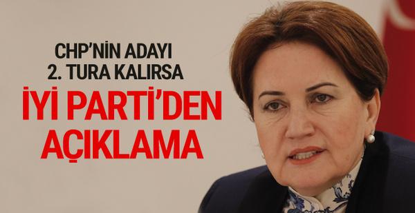 İyi Parti'den flaş ittifak ve Meral Akşener açıklaması