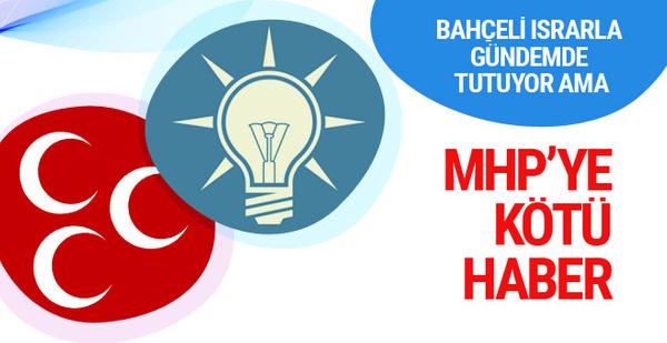 MHP'ye kötü haber! AK Parti kararını verdi...