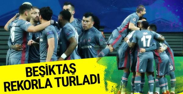 Leipzig-Beşiktaş maçı maçı golleri ve geniş özeti