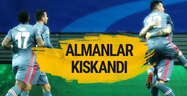 Almanlar Şenol Güneş'e Beşiktaş'ın başarısını sordu