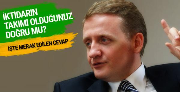 Göksel Gümüşdağ'dan Recep Tayyip Erdoğan açıklaması