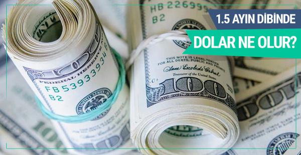 Dolar bugün düşüşte 20.02.2017 dolar kuru yorumları