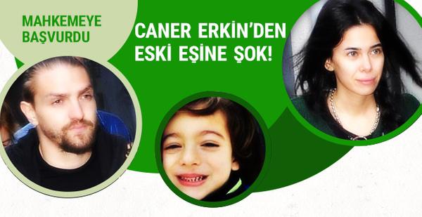 Caner Erkin'den Asena Atalay'a şok
