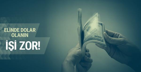 Dolar yorumları elinde olanın işi zor ( Dolar kaç TL 24 Şubat 2017)