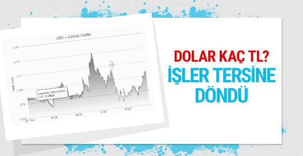 Dolar kaç TL 06.02.2017 Erdoğan'ı dinleyenler kazandı!