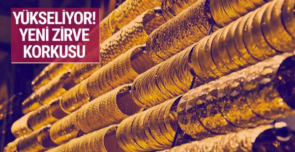 Çeyrek altın kaç TL dolar kuru son durum 07.02.2017