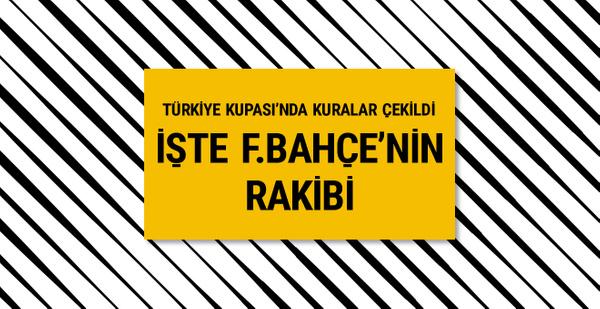 Fenerbahçe'nin rakibi Kayserispor oldu!