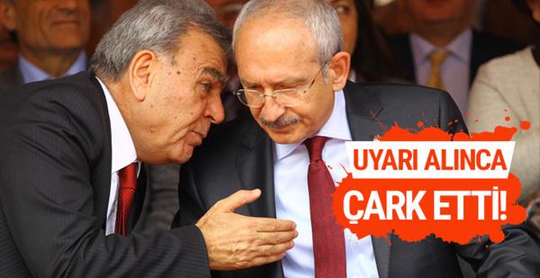 Kılıçdaroğlu uyarınca Aziz Kocaoğlu çark etti!