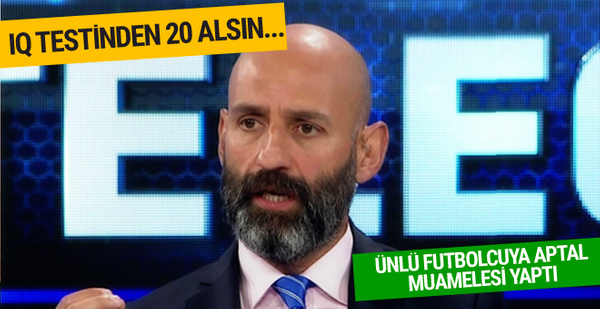Serhat Ulueren'den Tolga Ciğerci'ye gönderme!