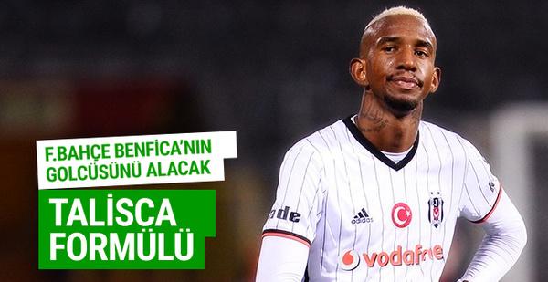 Fenerbahçe Benfica'nın golcüsünü alıyor