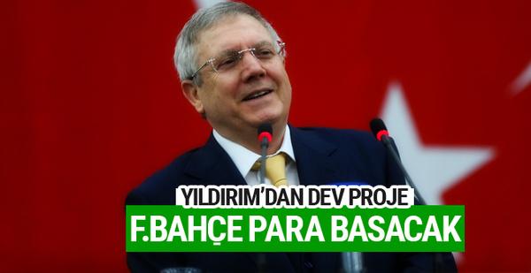 Aziz Yıldırım'dan Fenerbahçe'ye büyük jest