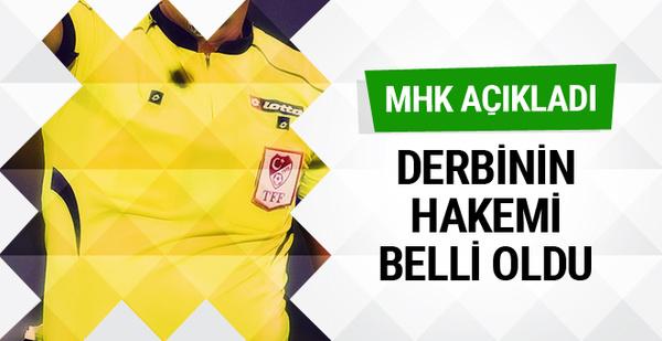 Trabzonspor Galatasaray maçının hakemi belli oldu