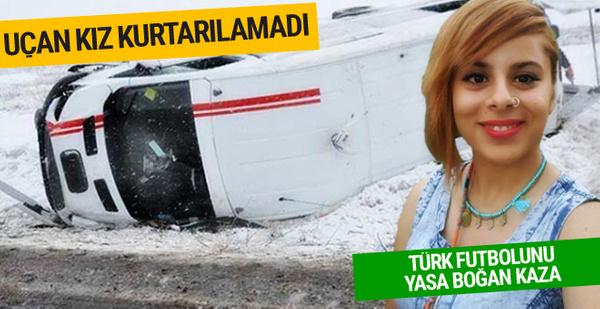 Türk futbolunu yasa boğan kaza