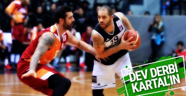 Beşiktaş Sompo Japan Galatasaray Odeabank derbisi sonucu