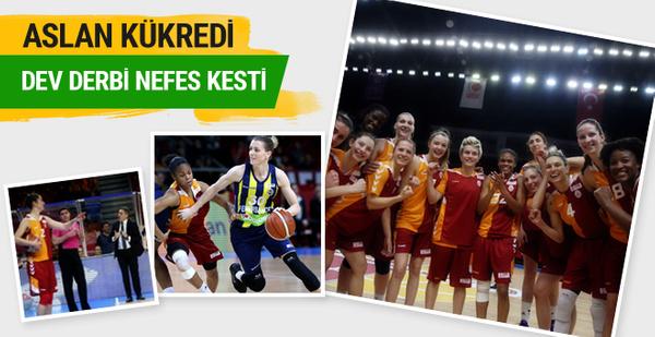 Galatasaray - Fenerbahçe derbisini kim kazandı?