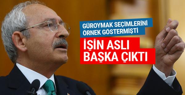 Kılıçdaroğlu'nun Güroymak örneği! İşin aslı ortaya çıktı