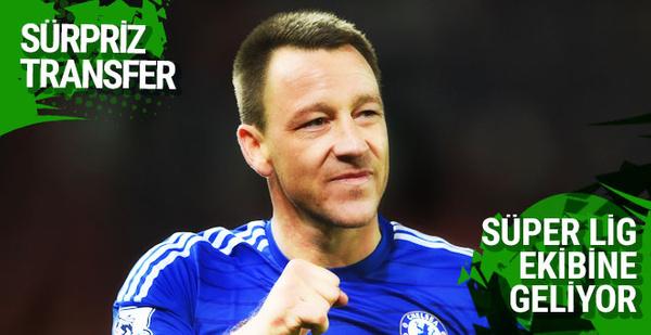 John Terry Süper Lig ekibine geliyor