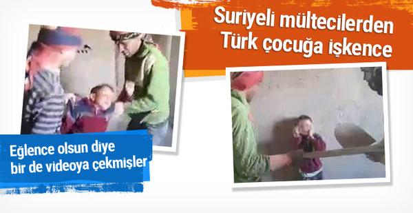 Şanlıurfa'da Suriyeli işçilerden işkence