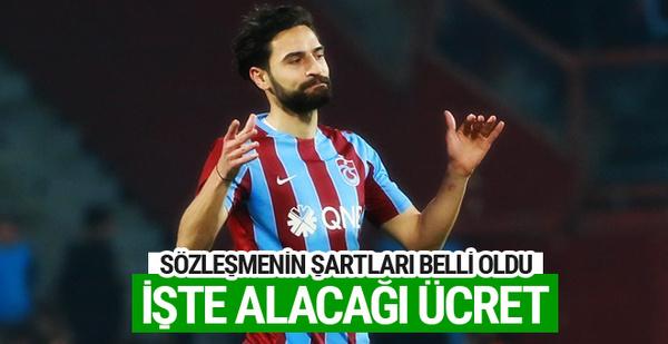 Mehmet Ekici'nin alacağı ücret belli oldu