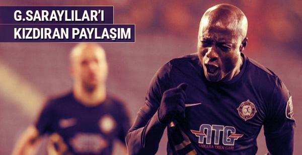 Webo'dan Galatasaraylı taraftarları kızdıran paylaşım!