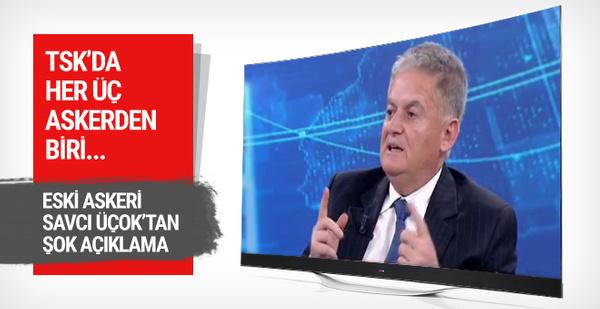 Ahmet Zeki Üçok'ten şok açıklama: Her üç askerden biri...