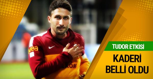 Sabri Sarıoğlu 1 yıl daha Galatasaray'da kalacak