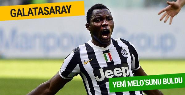 Galatasaray yeni Melo'sunu buldu