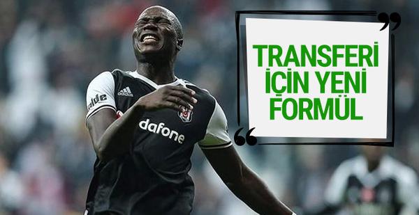 Beşiktaş'tan Aboubakar transferine yeni formül