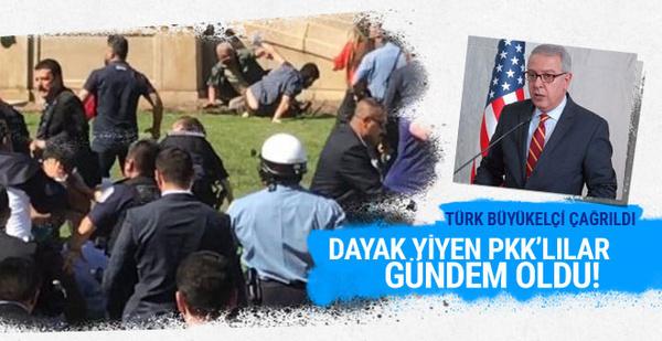 ABD Dışişleri, Türk Büyükelçiyi çağırmış