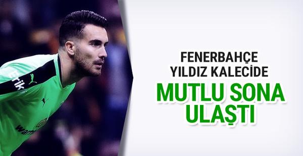Fenerbahçe Bursaspor'un yıldızı ile mutlu sona ulaştı