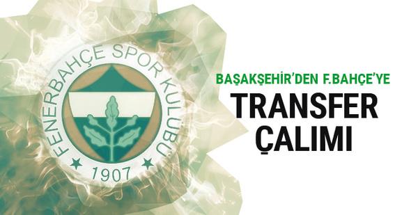 Başakşehir'den Fenerbahçe'ye transfer çalımı!