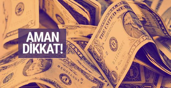 Dolar 3.55'in altına iner mi? (Dolar kaç TL 23 Mayıs 2017)