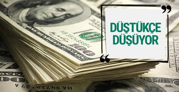 Dolar neden düşüyor daha da düşer mi (Dolar fiyatları 1 Haziran 2017)