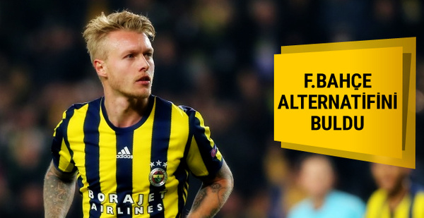 Fenerbahçe Kjaer'in alternatifini buldu
