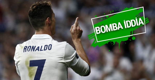 Bomba iddia! Cristiano Ronaldo Real Madrid'den ayrılıyor