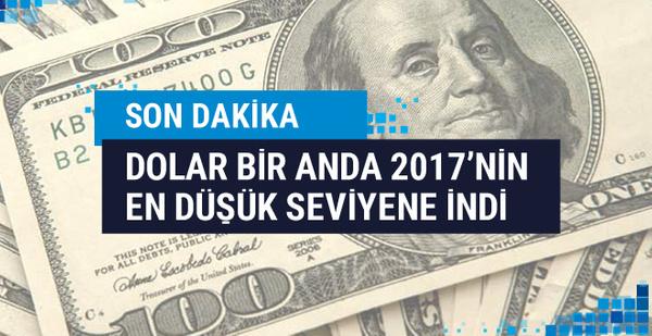 Dolar kaç TL (2 Haziran 2017 dolar kuru fiyatları ve yorumları)