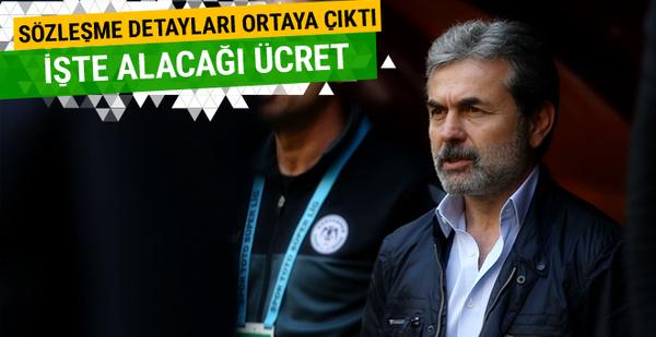 Aykut Kocaman'ın maaşı belli oldu