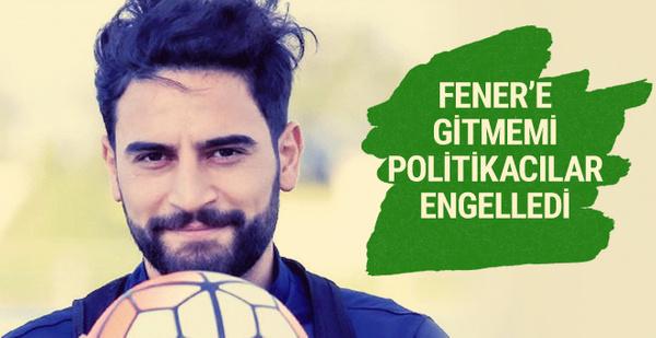 Mehmet Ekici'nin Fenerbahçe'ye gelmesini politikacılar engellemiş!