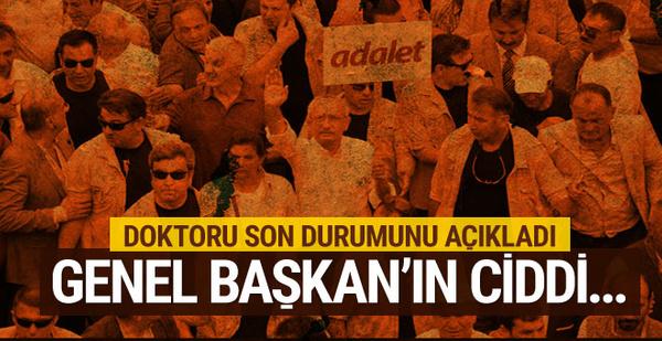 Kılıçdaroğlu'nun doktoru konuştu: Genel Başkan'ın ciddi...