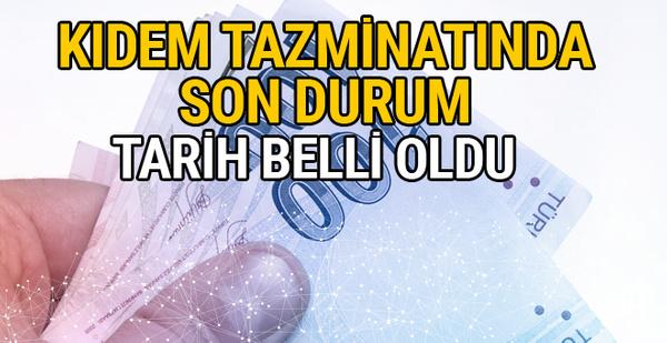 Kıdem tazminatı son durum Türk - İş şartlarında neler var?