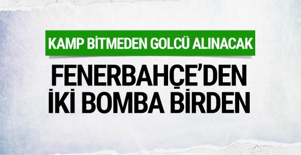 Fenerbahçe'den 2 bomba birden! İşte o yıldız isimler...