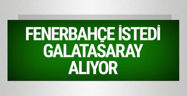 Galatasaray transferi için söz aldı