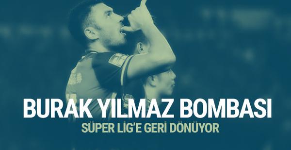 Trabzonspor'dan Burak Yılmaz bombası
