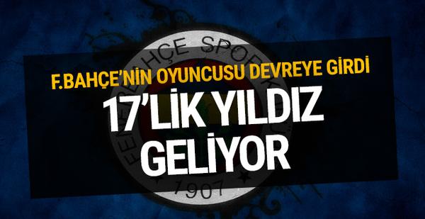 17 yaşındaki yıldız Fenerbahçe'ye geliyor