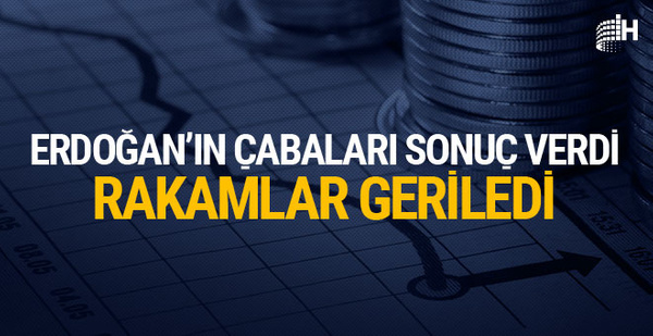 Erdoğan'ın çabası sonuç verdi! İşsizlik geriledi