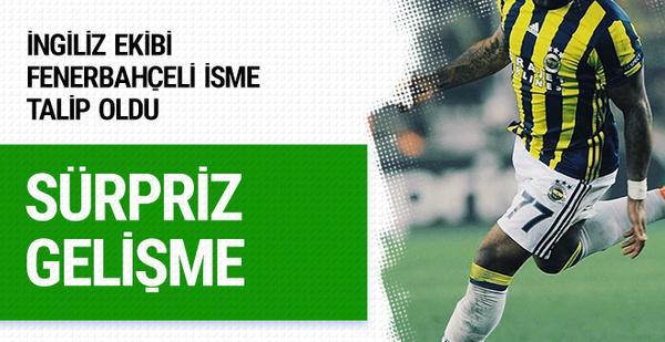 Fenerbahçeli isme İngiliz ekibi talip oldu