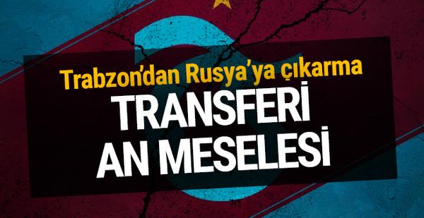 Trabzonspor Serdar Taşçı transferini bitiriyor