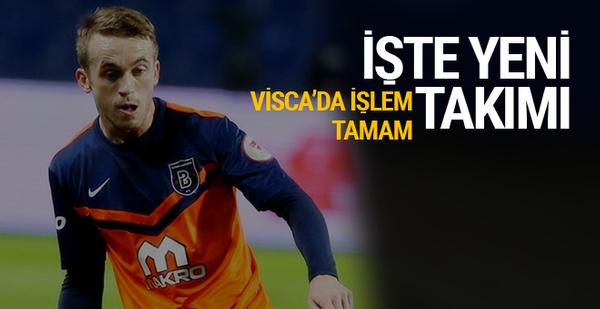 Edin Visca Trabzonspor ile anlaştı