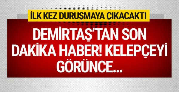 Selahattin Demirtaş'tan son dakika haber kelepçeyi görünce...